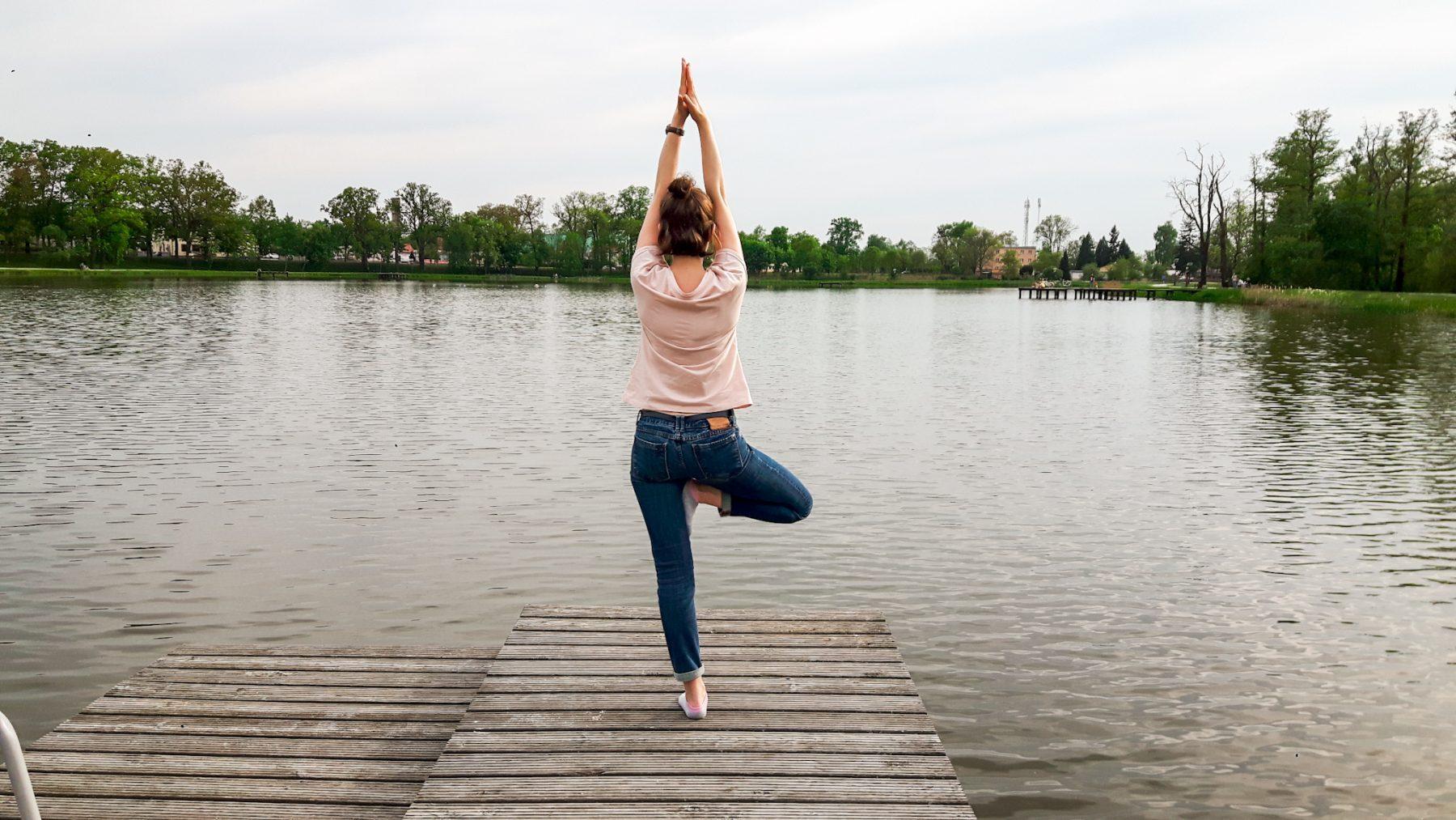 lekka przesada - aktywność fizyczna